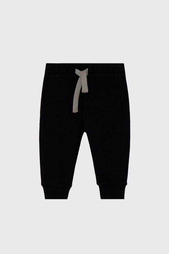 černá United Colors of Benetton - Dětské kalhoty Chlapecký