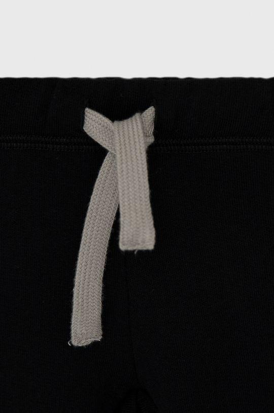 černá United Colors of Benetton - Dětské kalhoty