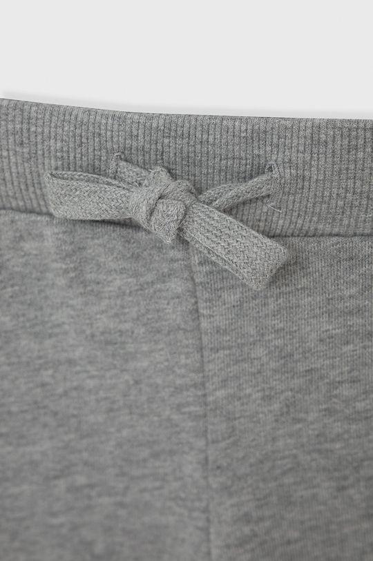 United Colors of Benetton - Dětské kalhoty světle šedá