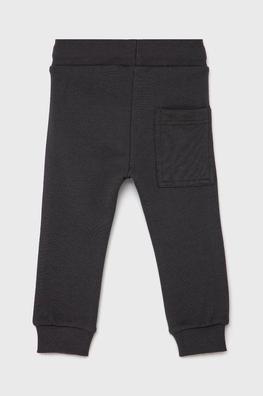 United Colors of Benetton - Dětské kalhoty šedá
