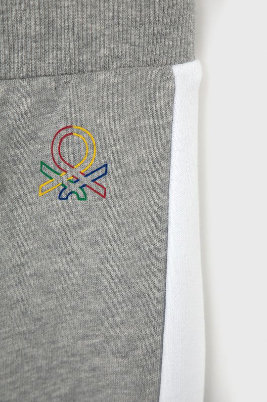 United Colors of Benetton - Dětské kalhoty  100% Organická bavlna