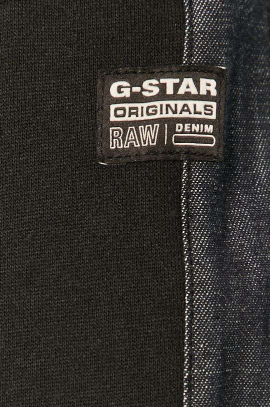 czarny G-Star Raw - Spodnie