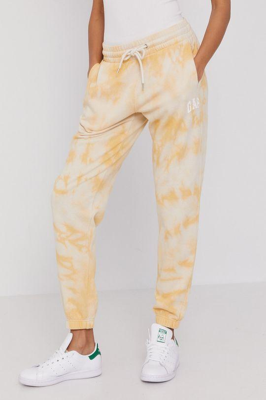 GAP - Spodnie żółty