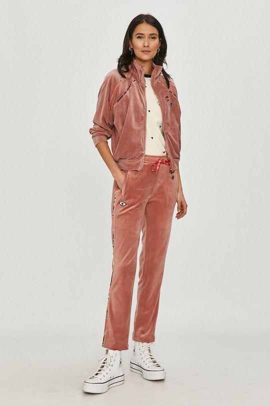 Femi Stories - Spodnie Tricia różowy