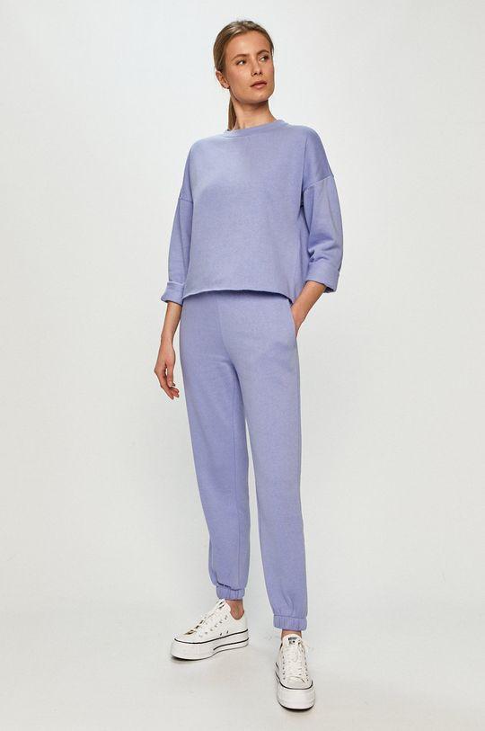 Jacqueline de Yong - Pantaloni violet