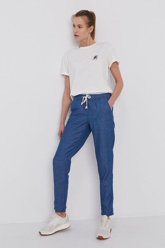 stalowy niebieski Protest - Spodnie Damski