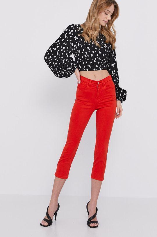 Guess - Pantaloni rosu
