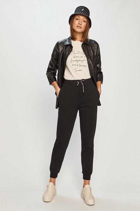 Guess - Spodnie czarny
