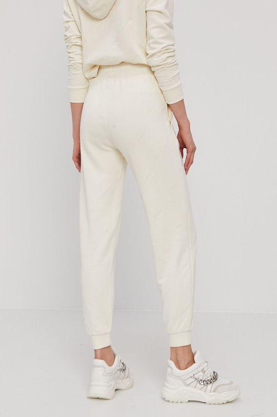 Guess - Kalhoty  44% Bavlna, 36% Polyester, 20% Viskóza