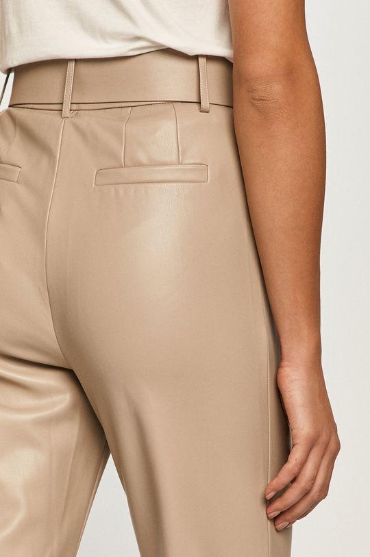 světle šedá Only - Kalhoty