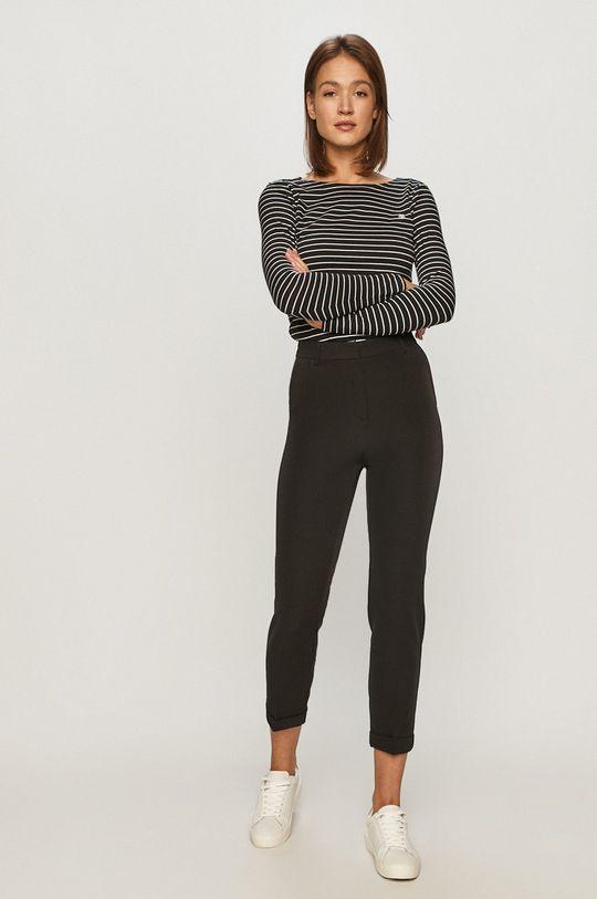 Only - Spodnie czarny