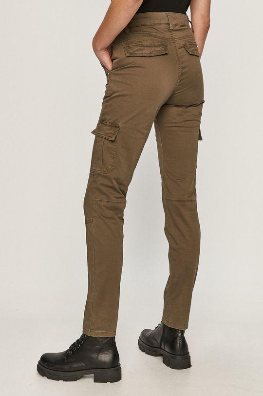 Guess - Kalhoty  97% Bavlna, 3% Elastan