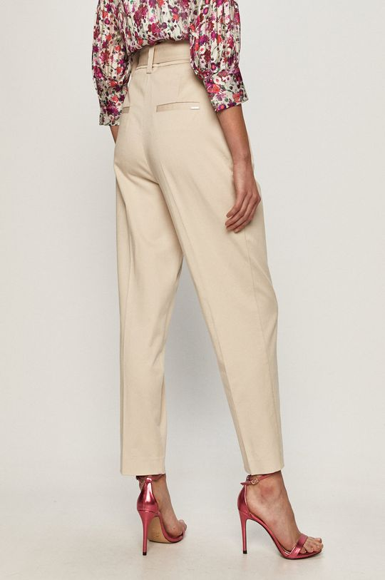 Guess - Spodnie 42 % Bawełna, 2 % Elastan, 56 % Lyocell