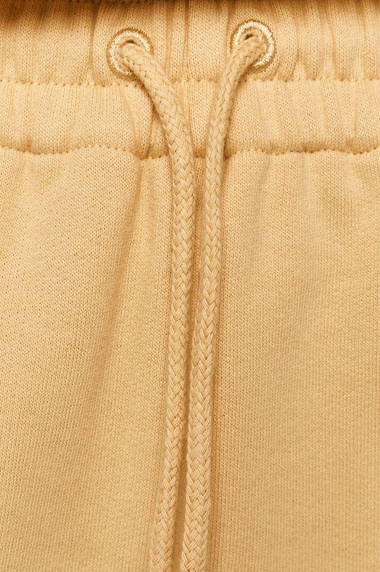 jasny żółty Samsoe Samsoe - Spodnie