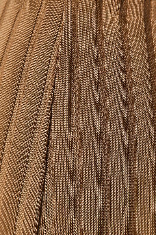 brązowy Samsoe Samsoe - Spodnie