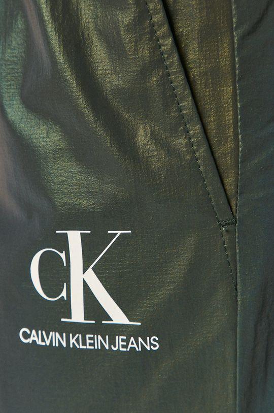verde Calvin Klein Jeans - Pantaloni