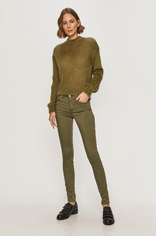 Liu Jo - Kalhoty zelená