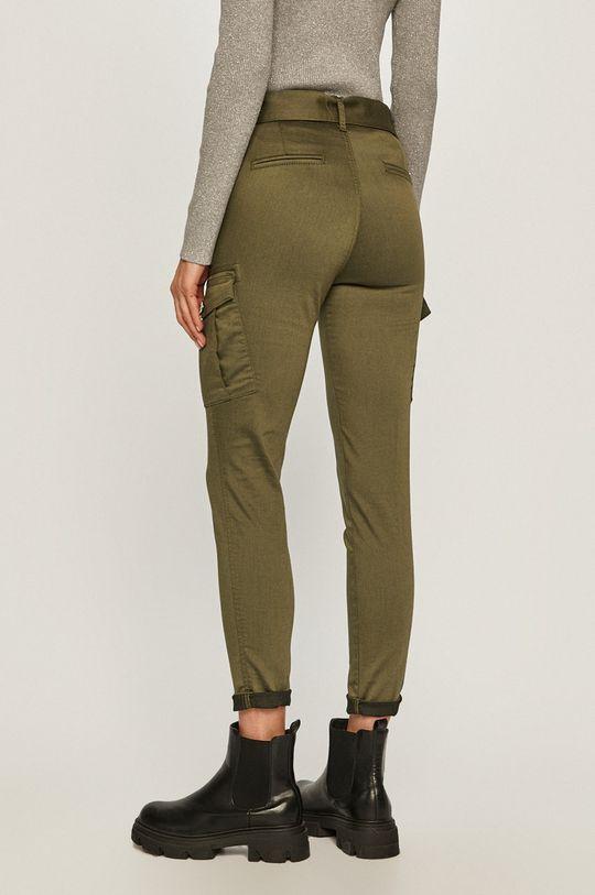 Liu Jo - Kalhoty  Podšívka: 100% Bavlna Hlavní materiál: 67% Bavlna, 4% Elastan, 29% Polyester
