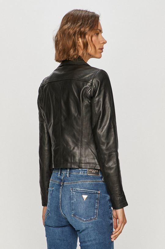 Liu Jo - Kožená bunda  Podšívka: 100% Polyester Základná látka: 100% Prírodná koža