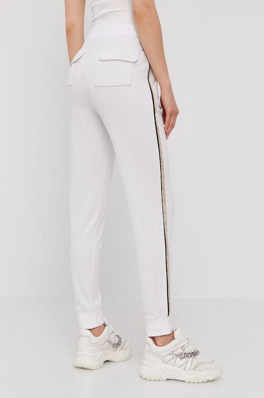 Liu Jo - Kalhoty  Materiál č. 1: 3% Elastan, 8% Polyester, 89% Viskóza Materiál č. 2: 100% Polyester Materiál č. 3: 95% Bavlna, 5% Elastan