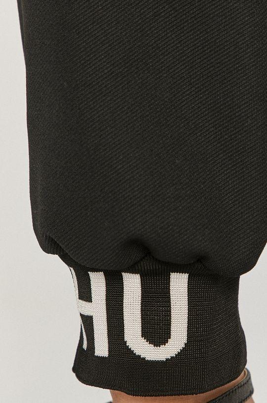 černá Hugo - Kalhoty