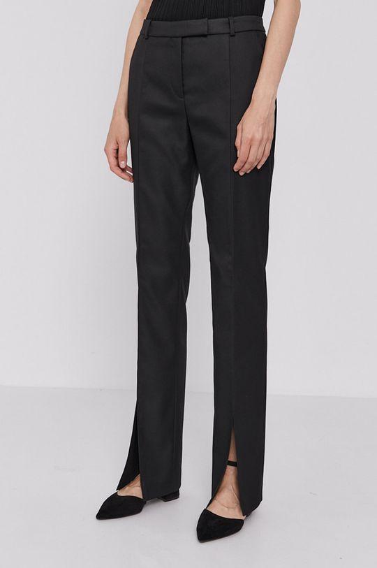 Hugo - Spodnie czarny