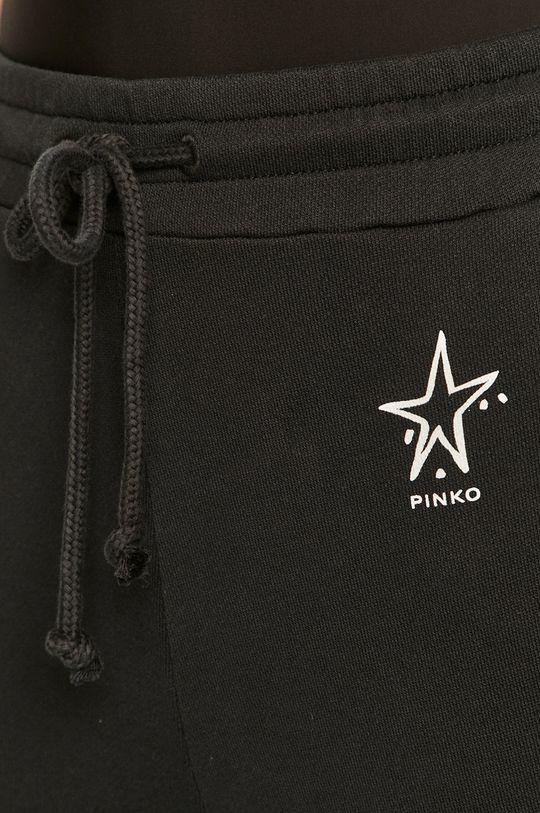 czarny Pinko - Spodnie