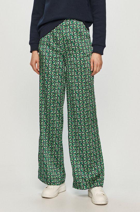 zelená Pepe Jeans - Nohavice Paula Dámsky