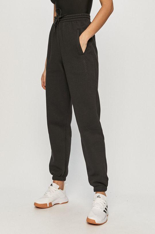 czarny adidas Originals - Spodnie Damski