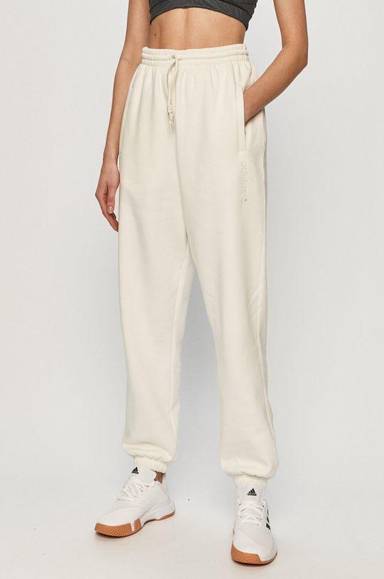 biały adidas Originals - Spodnie Damski