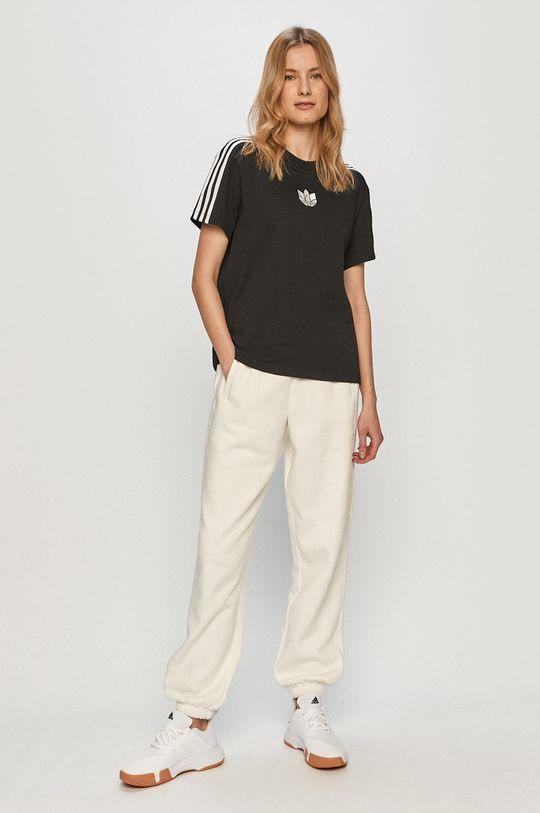 adidas Originals - Spodnie biały