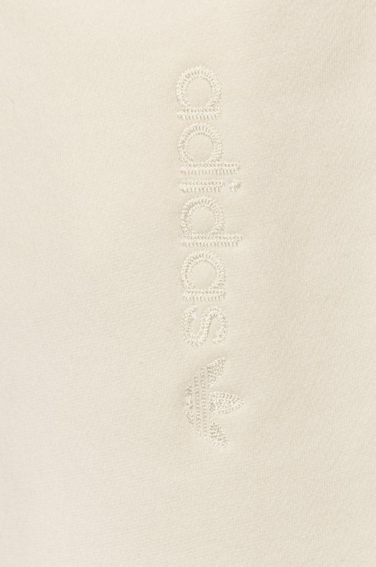 biały adidas Originals - Spodnie