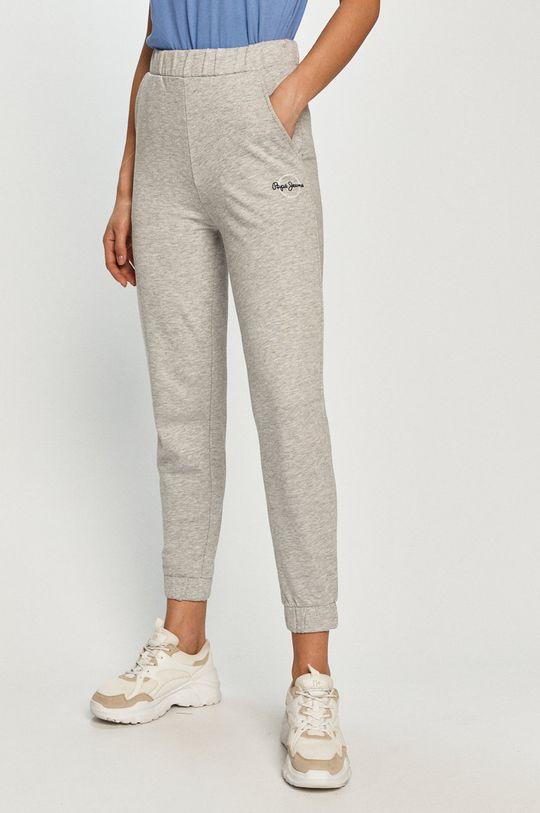 szary Pepe Jeans - Spodnie Chantal Damski