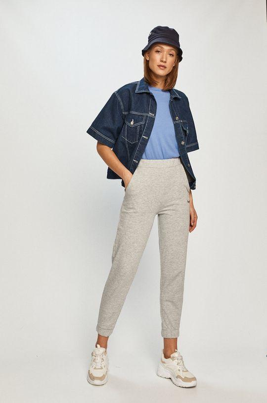 Pepe Jeans - Spodnie Chantal szary