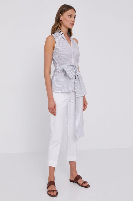 MAX&Co. - Spodnie kremowy