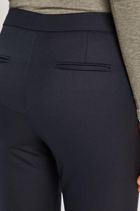 granatowy MAX&Co. - Spodnie