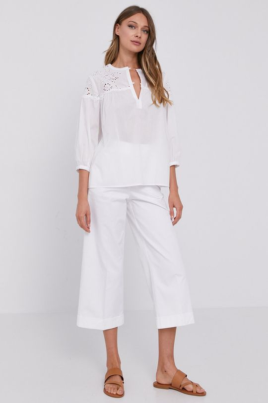 MAX&Co. - Spodnie biały