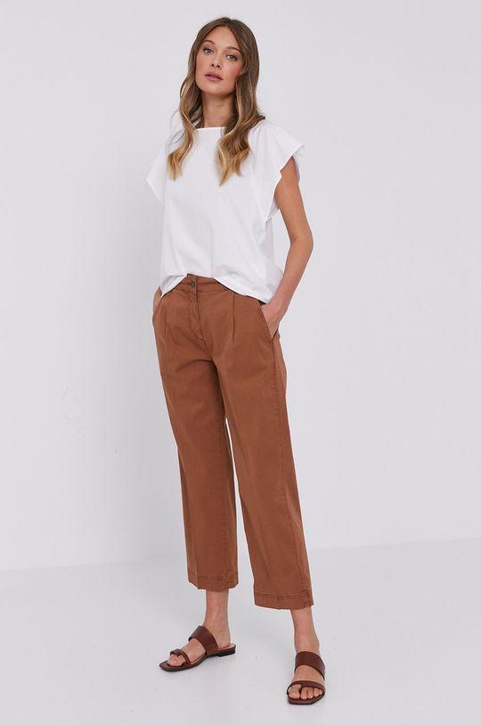 MAX&Co. - Spodnie brązowy