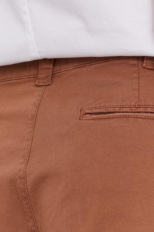 brązowy MAX&Co. - Spodnie