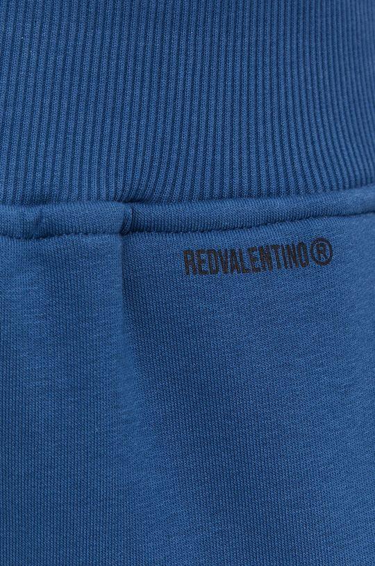 granatowy Red Valentino - Spodnie
