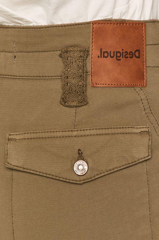 Desigual - Spodnie Damski
