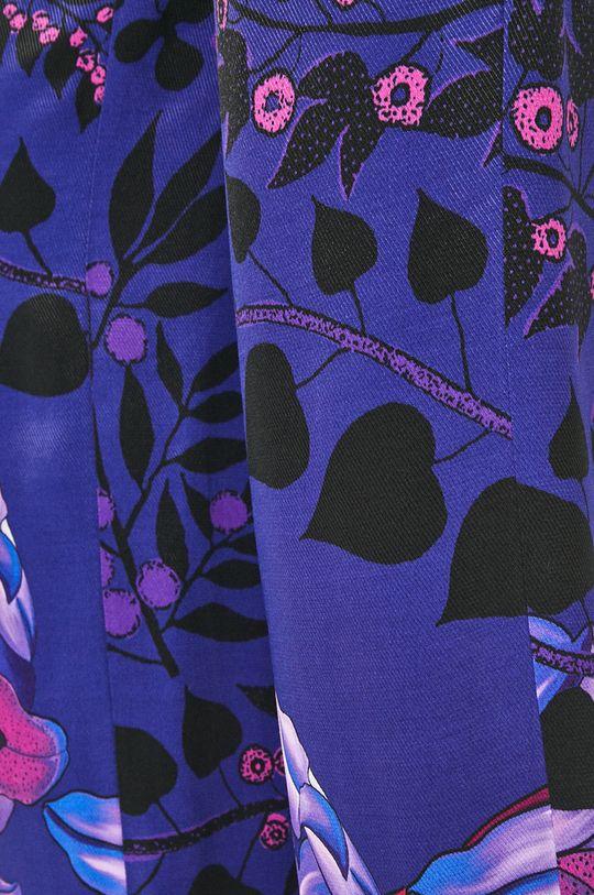 albastru Desigual - Pantaloni