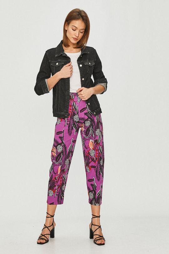 Desigual - Pantaloni de struguri