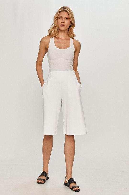 Max Mara Leisure - Spodnie biały