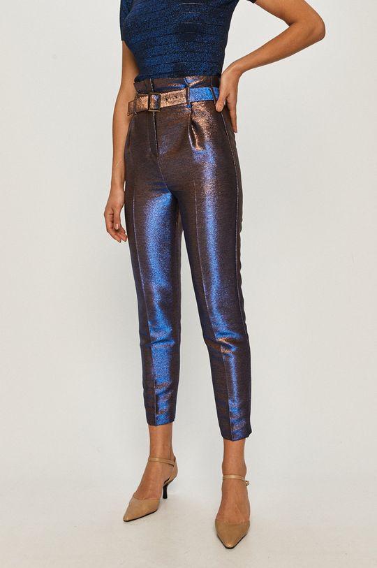 modrá Karl Lagerfeld - Kalhoty Dámský
