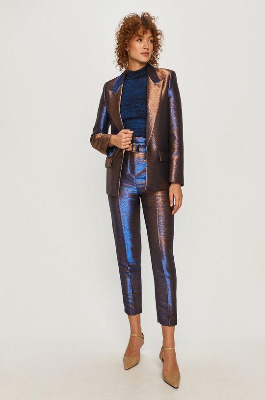 Karl Lagerfeld - Kalhoty modrá
