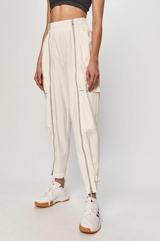 adidas by Stella McCartney - Spodnie biały