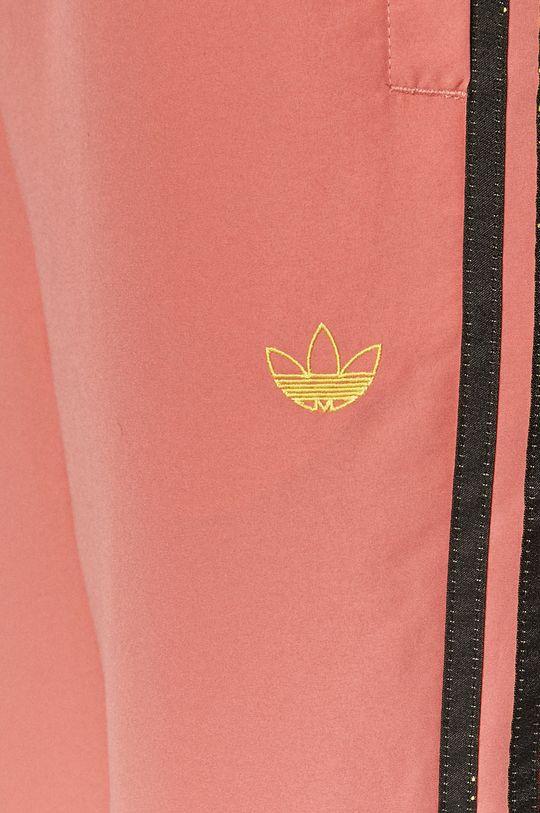 sýto ružová adidas Originals - Nohavice
