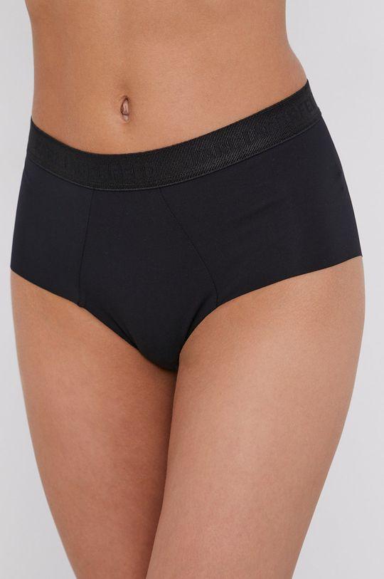 černá Karl Lagerfeld - Kalhotky Dámský