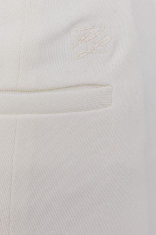 smetanová Karl Lagerfeld - Kalhoty